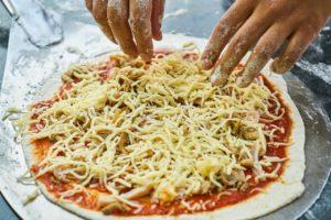 פיזור גבינה