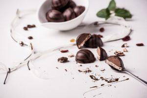 שוקולד ראשית