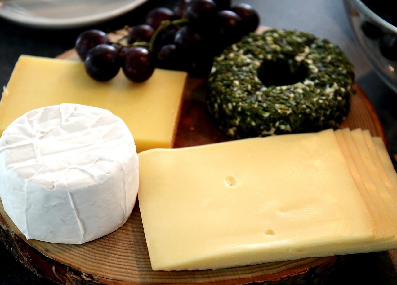 3 סוגי גבינות שרצוי לאכול מדי שבוע
